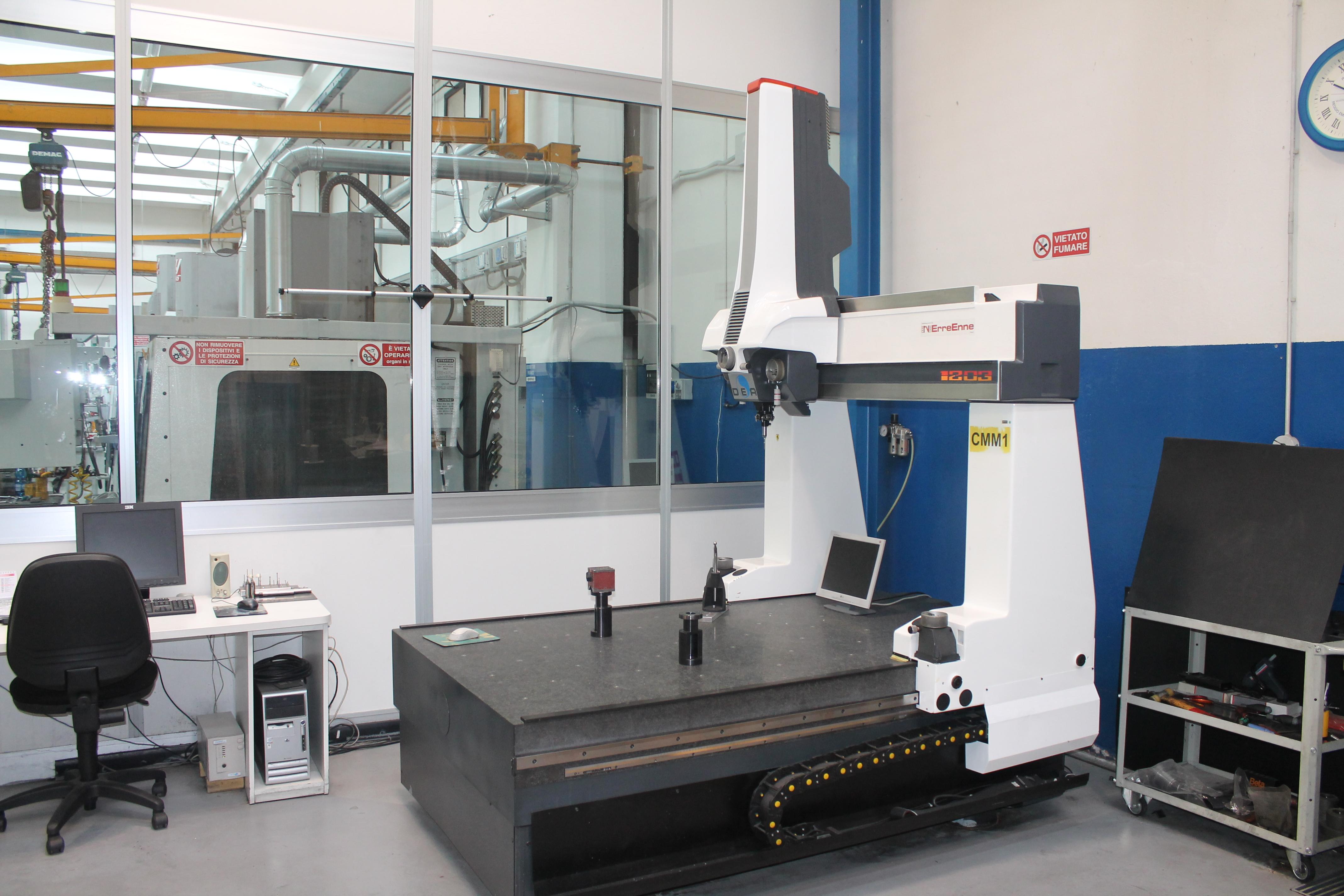 macchina di misura a coordinate DEA JOTA 1203